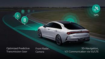 Előrelátó váltót fejleszt a Hyundai-Kia