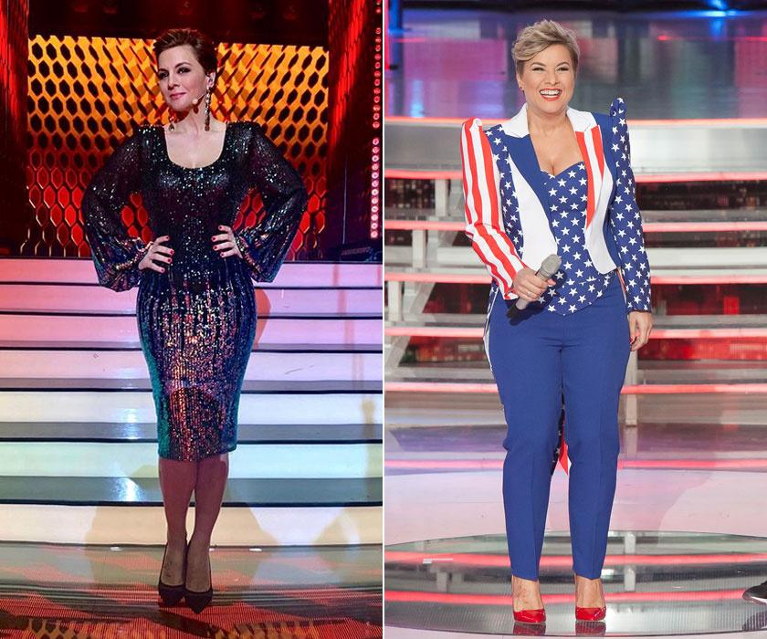 Ábel Anita a Nicsak, ki vagyok? február 23-i adásában és a 2017-es Nagy Duettben.