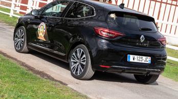 Menetpróba: Renault Clio, 2019. – Mortefontaine, Év Autója-tesztelés