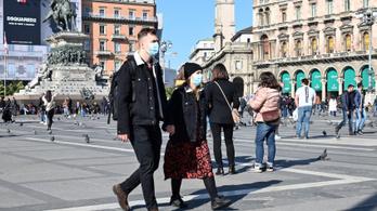 Vasárnap indult milánói kirándulásra egy 12 fős iskolai csoport, nem tapasztaltak pánikhangulatot