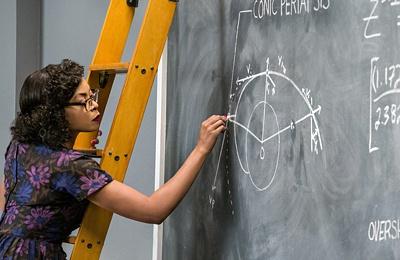 Katherine Johnson alakja A számolás joga című filmben