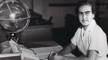 Elhunyt a fekete matematikusnő, aki elrepítette az embert a holdra