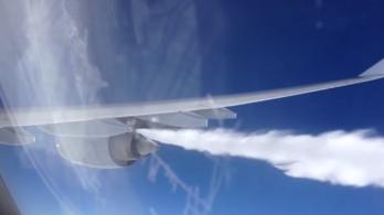 Miért engedik ki a repülők a kerozint a levegőbe?