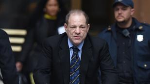 Harvey Weinstein rosszul lett az ítélethirdetés után, börtön helyett a kórházba kellett vinni