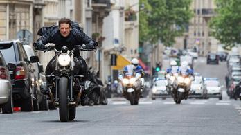 A koronavírus miatt elhalasztják a Mission: Impossible olaszországi forgatását