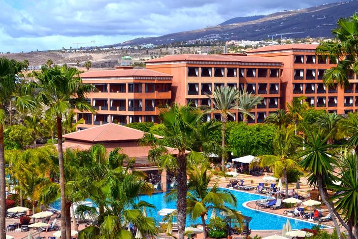 H10 Costa Adeje Palace szállodakomplexum Adejében