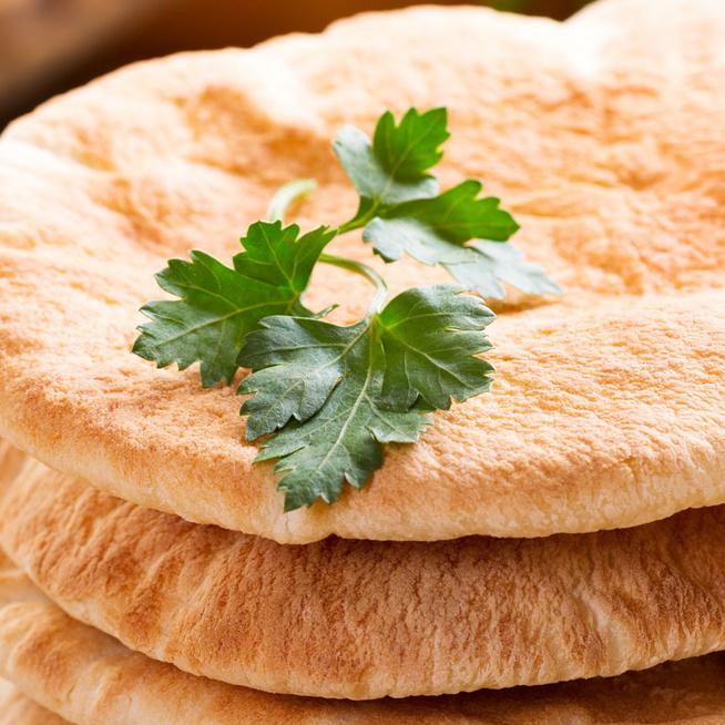 A tökéletes házi pita receptje: puha, mégis kellemesen rugalmas a tésztája