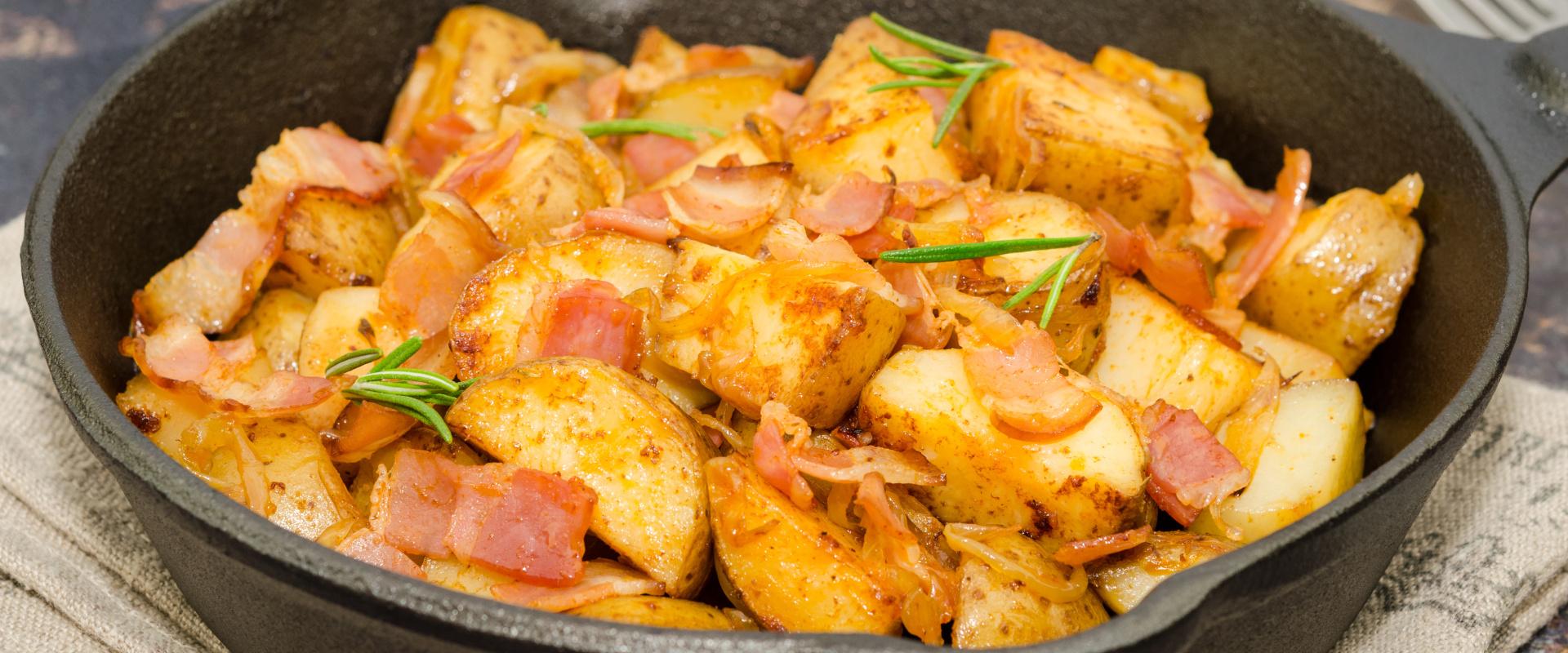 sörrel sült krumpli