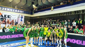 Koronavírus: Ljubljanában sem hajlandó játszani a soproni kosárcsapat