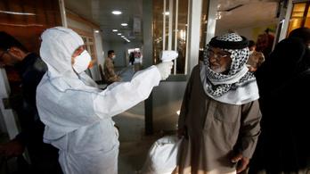 Az iráni kormány soraiba is behatolt a koronavírus