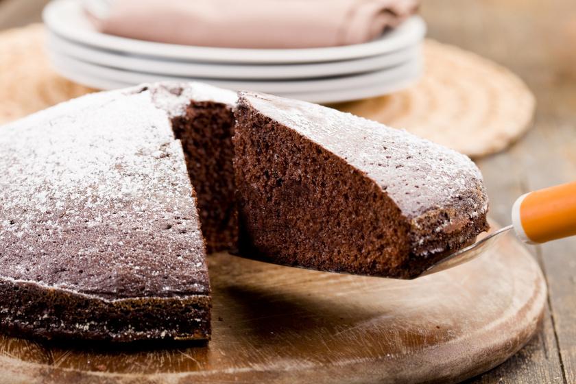 csokis sütike recept
