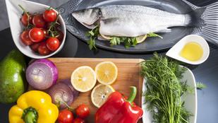 A diéta, ami az egész bélflóra egészségét támogatja