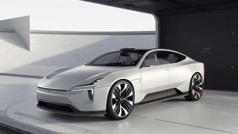 Polestar Precept: a jövő tényleg Tesla formájú?