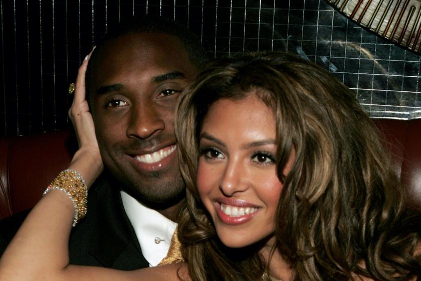 Kobe Bryant különleges Valentin-napi ajándéka - Özvegye a megemlékezésen mesélt róla