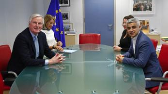 Az EU megkezdheti a kereskedelmi tárgyalásokat Nagy-Britanniával