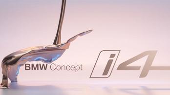 Nézzék, ilyen formájú lesz a jövő BMW-je