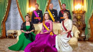 A belgák királyi botránya felülmúlja az angolokét