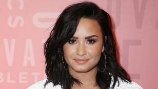 Demi Lovato először csak a Photoshopról mondott le, most már a sminkről is