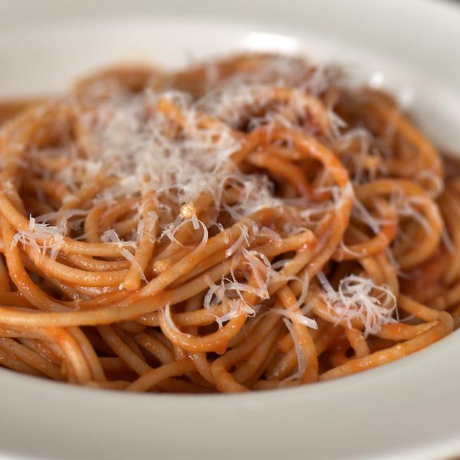 Titkos hozzávaló, ami új szintre emeli a paradicsomos spagettit: nagyon finom lesz tőle