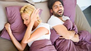 Így győzd le a horkolást természetes módszerekkel