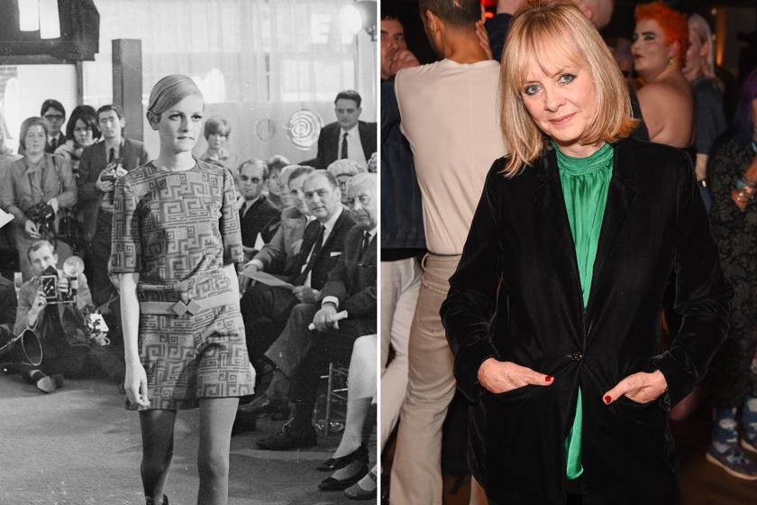 Nem is lehetne mással kezdeni a sort, mint az első igazi szupermodellel, Twiggyvel, aki 1967-ben esett át élete első kifutós vonulásán. A divat világa azóta is ismeri a nevét, még a mai napig hívják különféle rendezvényekre.