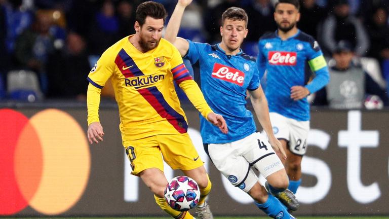 A Bayern gálázott a Chelsea ellen, a Barcelona nem bírt a Napolival