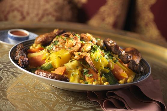 Friss vagy párolt zöldségekkel tovább tuningolhatod.
