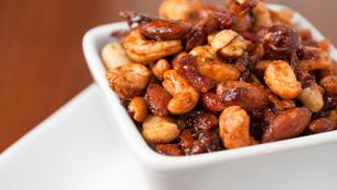 Fűszerezd a kesudiót, így lesz belőle még izgalmasabb délutáni snack!