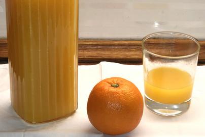 Jaffa szörp házilag: isteni narancsszörp adalékanyag-mentesen
