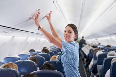 stewardess cover
