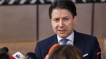 Az olasz kormányfő szerint meg kell fékezni a pánikhangulatot