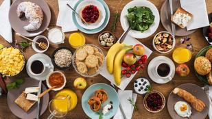 5 egészséges módszer arra, hogy több fehérje kerüljön a reggelidbe
