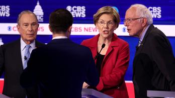 Egymás szavába vágva osztották egymást a demokraták