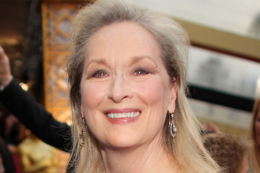 Meryl Streep rövid, vörös hajjal fantasztikusan fest - Egy film miatt alakult így át