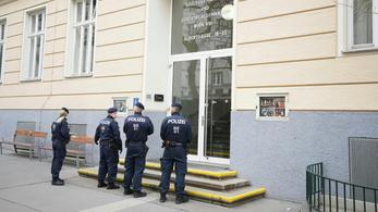 Egy egész iskolát karantén alá vontak Bécsben