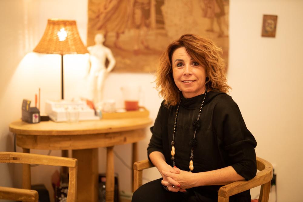 Dr. Giller Myriam orvos, akupunktőr, fülakupunktúrás addiktológus.