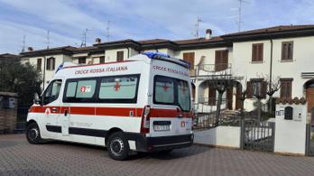 Vizsgálatot indított az olasz csendőrség a lombardiai kórház ellen, ahol az első koronavírusos beteget ellenőrizték
