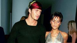 """""""Miért hagytad, hogy ezt felvegyem?"""" – aranyos, de kínos videóval nosztalgiáznak Beckhamék"""