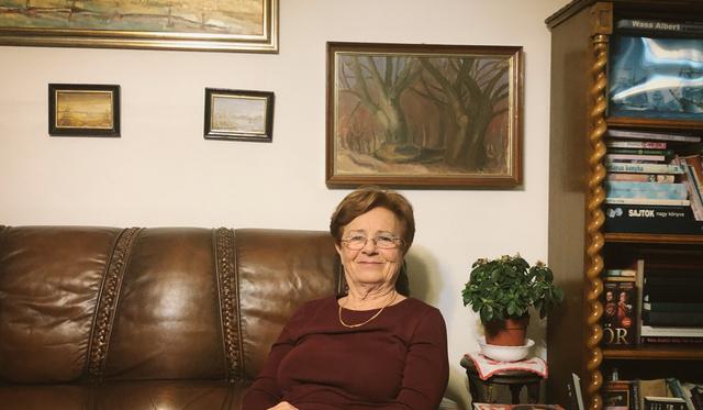 Klári néni: Ha télen korcsolyázhatsz a Balatonon, nem számít, hogy a kenyér fejadagra van