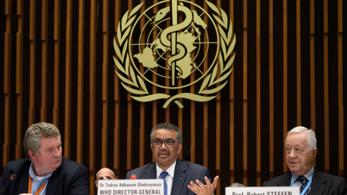 WHO: Több új koronavírusos fertőzött van Kínán kívül, mint Kínában