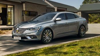 Belopakodik az új Renault Talisman