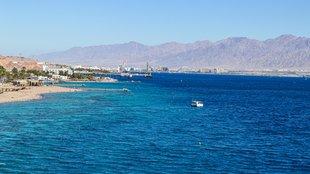 Eilat - Egy fejes a kora nyárba