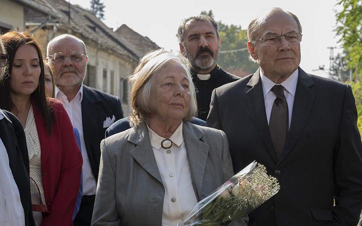 Klaus Maria Brandauer, Csomós Mari, Eperjes Károly, Kovács Lajos és Virga Tímea