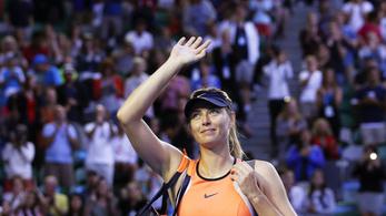 Visszavonult Marija Sarapova, korábbi világelső teniszező