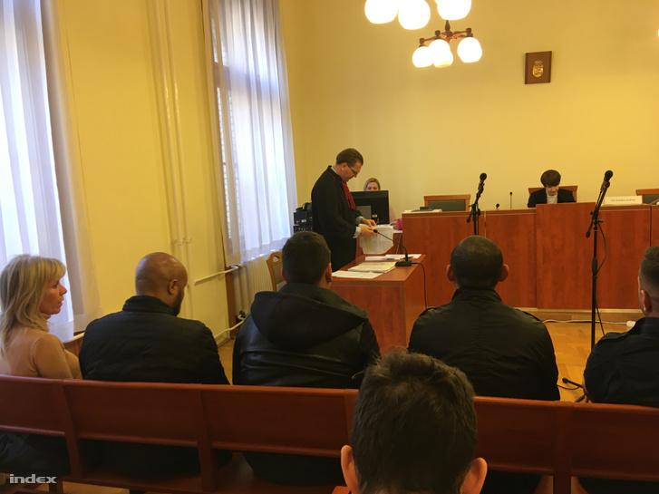 Elítélte a Fővárosi Törvényszék a magyar bűnbandát