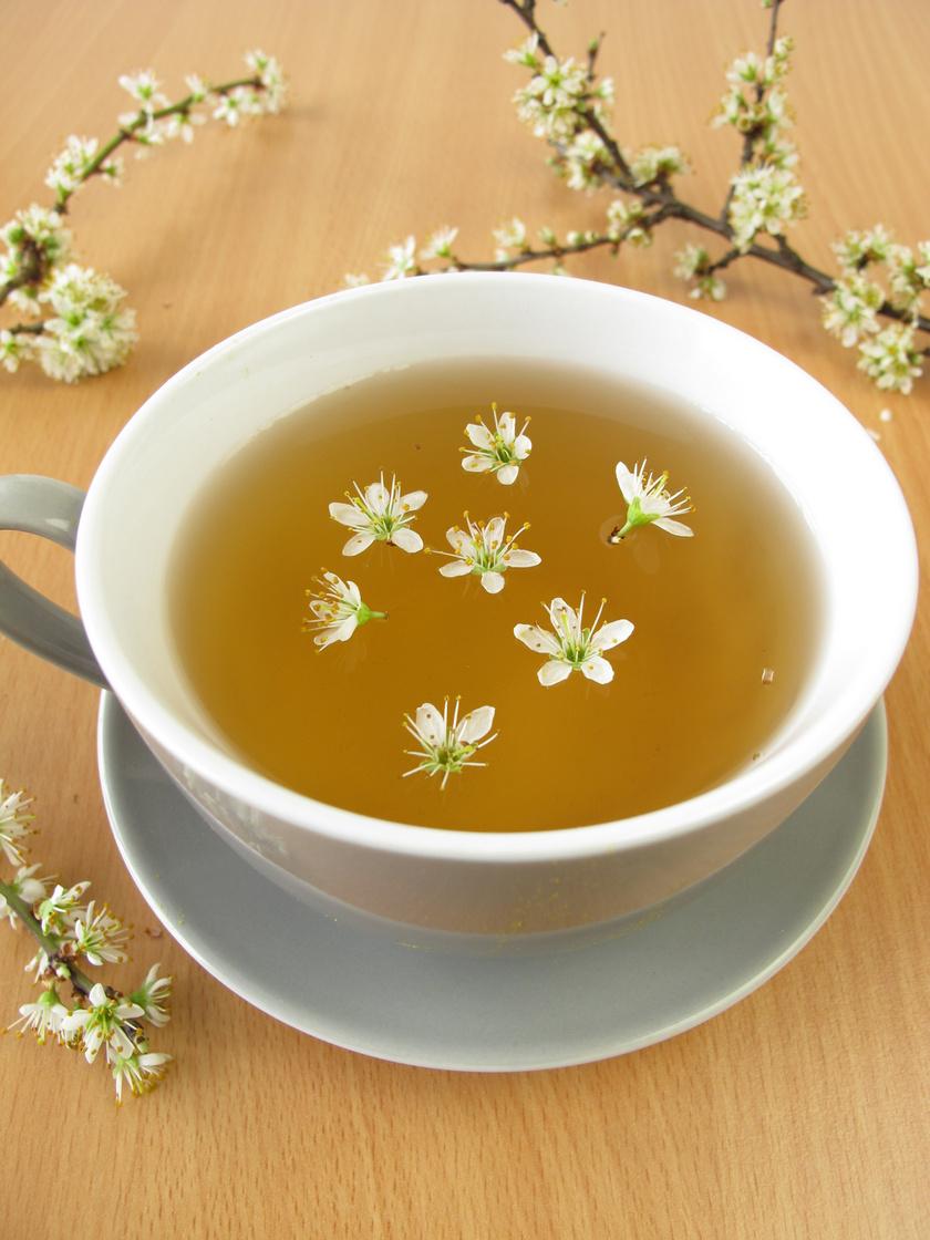 vérnyomáscsökkentő tea