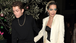 Rita Ora randizgatott Jude Law fiával, de már elmúlt