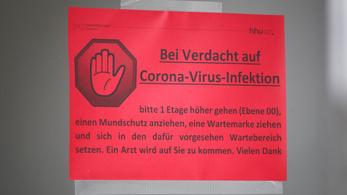 Már Németország legnépesebb és legsűrűbben lakott tartományában is terjed a koronavírus