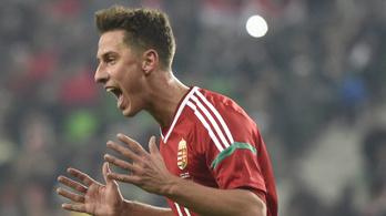 A DAC-nál folytatja a válogatott futballista Németh Krisztián