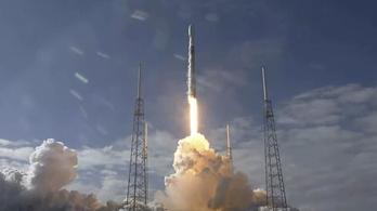 Közös hadgyakorlatra készül az amerikai légierő és a SpaceX